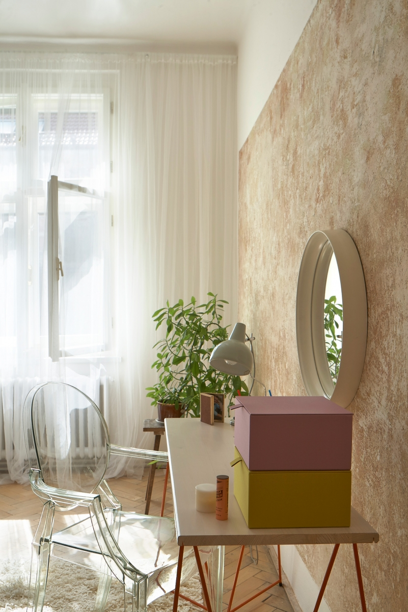 Styling and design of interiors
